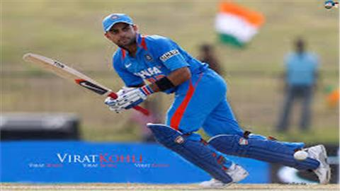 Virat Kohli India Cricket Player WT20 In