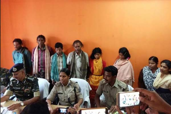story of a 20 year old tribal girl, who was caught in the name of Maoist and then freed