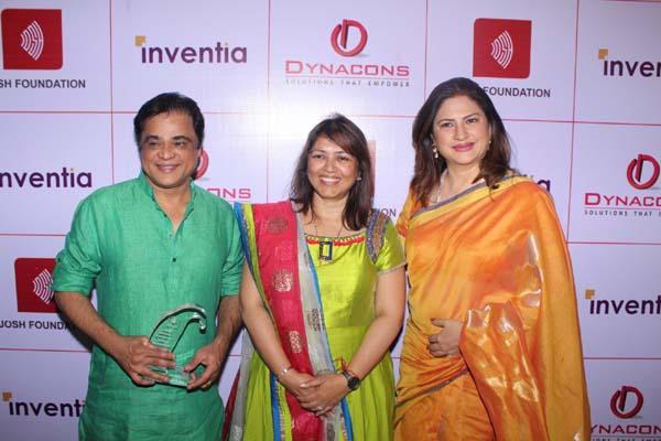 Sanjay Chhel, Ali ASgar, Poonam Pandey and Kunickaa Sadanand supports Josh foundation