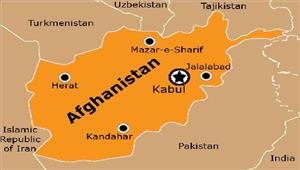 अफगानिस्तान  सेना पर आत्मघाती हमला