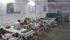 जिला अस्पताल को दानदाताओं की तलाश