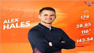 इंग्लैंड के सलामी बल्लेबाज हेल्स भारत दौरे से बाहर