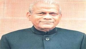 समाजवादी नेता पूर्व लोकसभा अध्यक्ष रवि राय अस्पताल में भर्ती