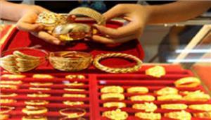 सोना 50 रुपये लुढ़काचांदी में तेज़ी