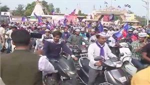 पीएम मोदी और राहुल गांधी का रोड शो रद्द हार्दिक ने बिना इजाजत किया रोड शो