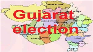 गुजरात चुनाव  प्रथम चरण का मतदान शनिवार को