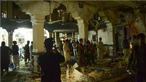अफगानिस्तान मस्जिद में हमला 29 मरे