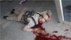 कश्मीर  केबल ऑपरेटर की गोली मारकर हत्या