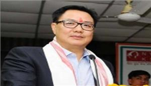 विजयन सरकार बीजेपी औरआरएसएस कार्यकर्ताओं की हत्या करा रही रिजिजू