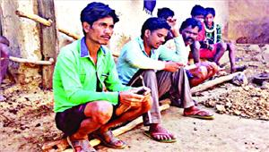 नौकरी का झांसा देकर चार नाबालिग लड़कियों को भेजा दिल्ली