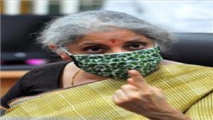 जम्मू एवं कश्मीर के 2 दिवसीय दौरे पररक्षा मंत्री निर्मला सीतारमण