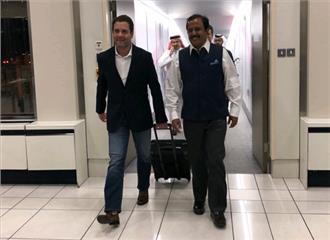 राहुल गांधी की बहरीन यात्रा
