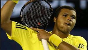 टेनिसविलफ्रेड सोंगाएगोन चैम्पियनशिप से हुएबाहर