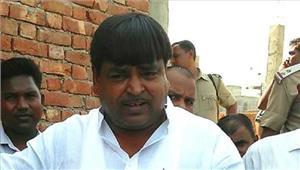 बलात्कार के आरोपी गायत्री प्रसाद प्रजापति गिरफ्तार