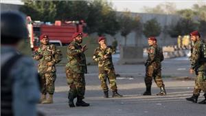 अफगान खुफिया प्रशिक्षण केंद्र पर विद्रोहियों का हमला