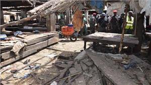 नाइजीरिया में आत्मघाती हमला 13 की मौत