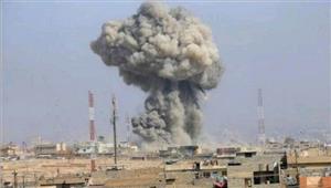 यमन की राजधानी सना पर हवाई हमला 35 की मौत