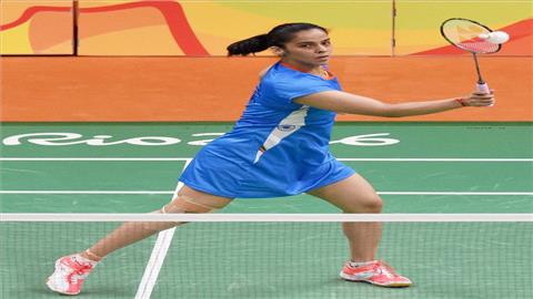saina nehwal at rio 2016