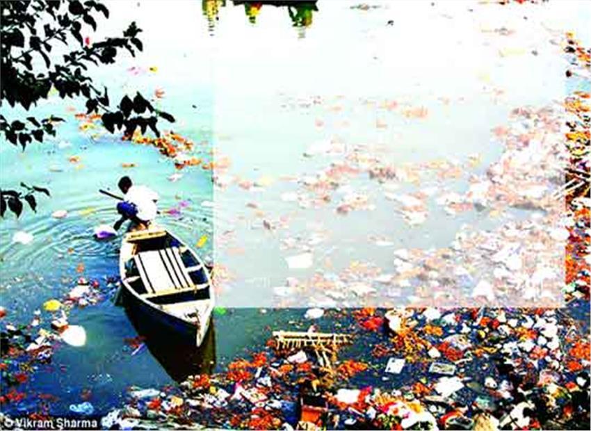 गंगा निर्मलीकरण की सुस्त पड़ती रफ्तार