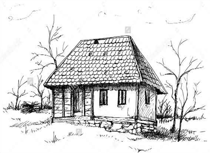 ख़ामोशी से भरा घर