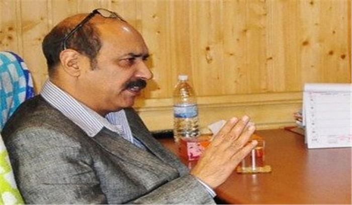 पीडीपी नेता बशरत बुखारी का मंत्रिपद से इस्तीफा
