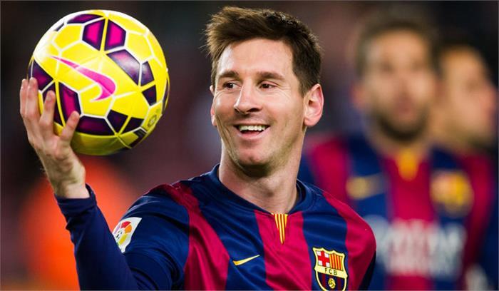 स्पेनिश लीग : मेसी की बदौलत जीता बार्सिलोना