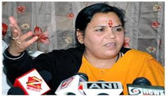 अगला चुनाव कर्नाटक या तामिलनाडु से लड़ सकती हूं : उमा भारती