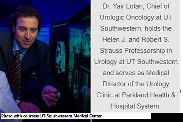 Dr. Yair Lotan