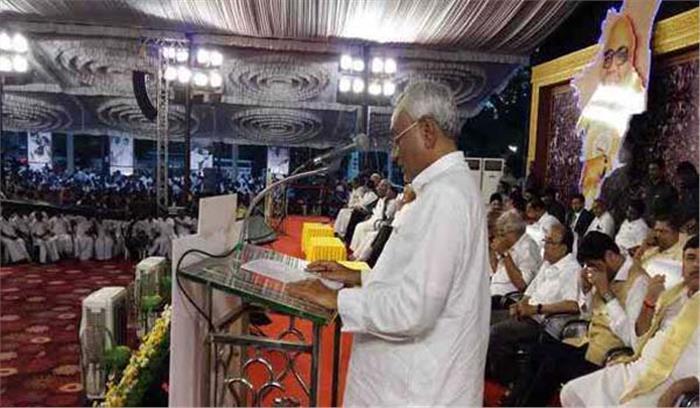 शराबबंदी से बढ़ा बिहार का मान-सम्मान : नीतीश