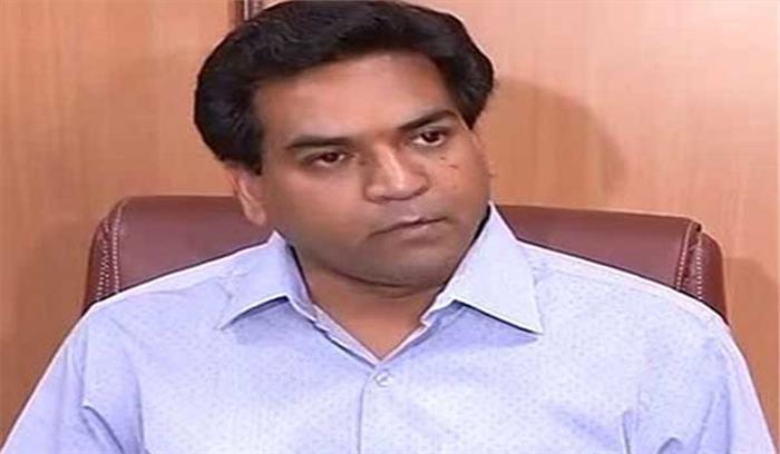 मुख्य सचिव मामले में कपिल मिश्रा ने केजरीवाल पर लगाया आरोप