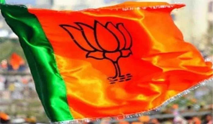 भाजपा त्रिपुरा में भारी बहुमत से सरकार बनायेगी: बिप्लव देव