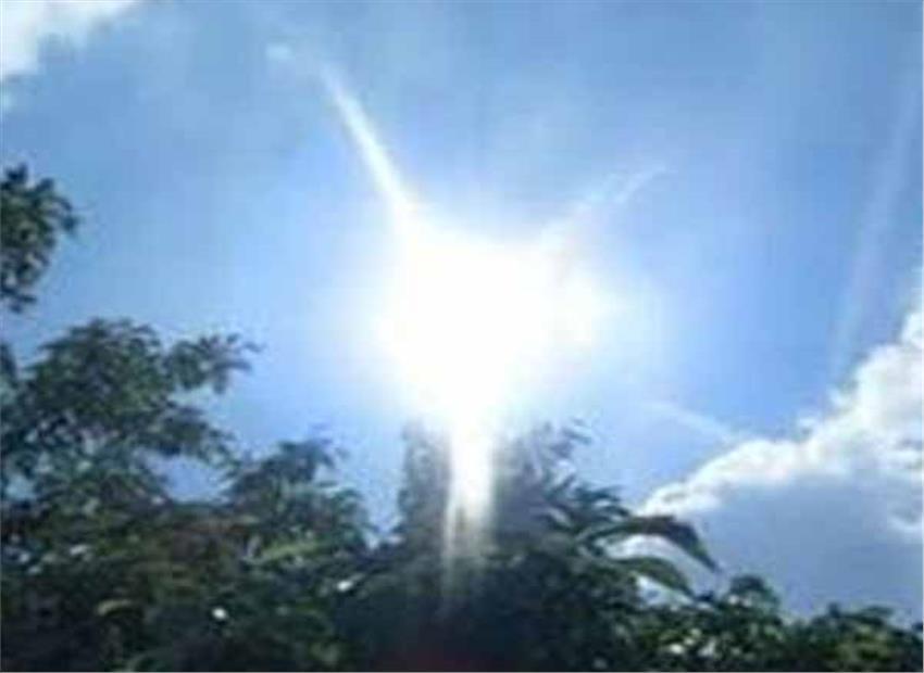 बिहार में मौसम साफ, धूप निकली
