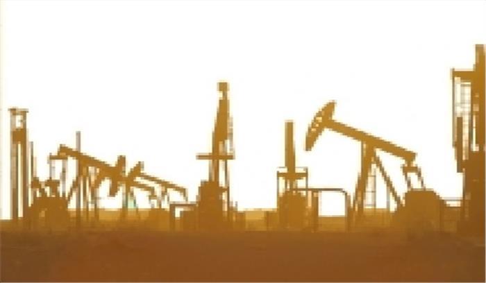 कच्चे तेल की कीमत में वृद्धि