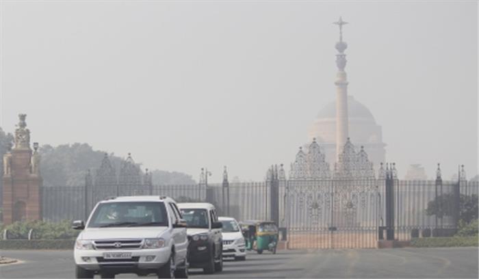 दिल्ली में बदली छाई रह सकती है