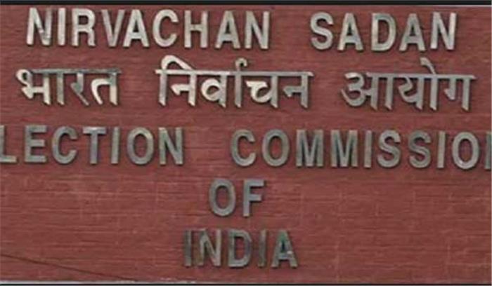 निर्वाचन आयोग नेशशिकला के चयन पर स्पष्टीकरण मांगा