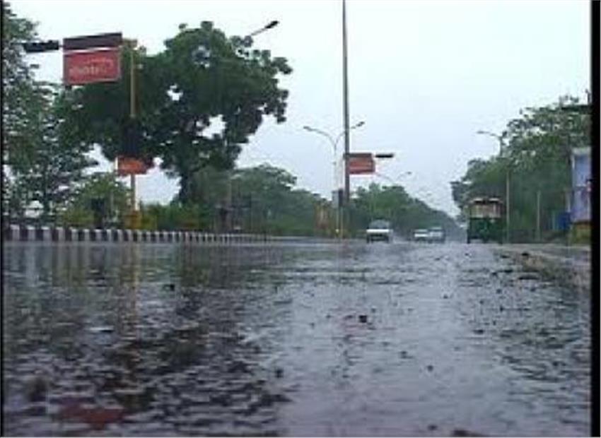 बिहार में बारिश , तापमान में गिरावट