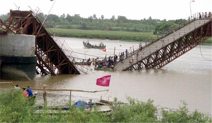 गोवा : पुल हादसे मेंदो की मौत