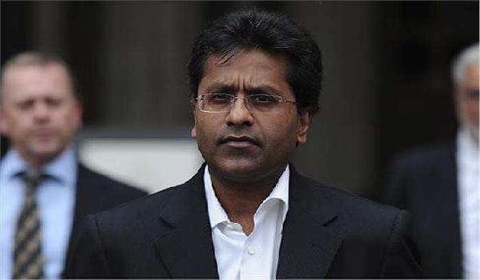 ललित मोदी ने दिया नागौर जिला क्रिकेट संघ के अध्यक्ष पद से इस्तीफा