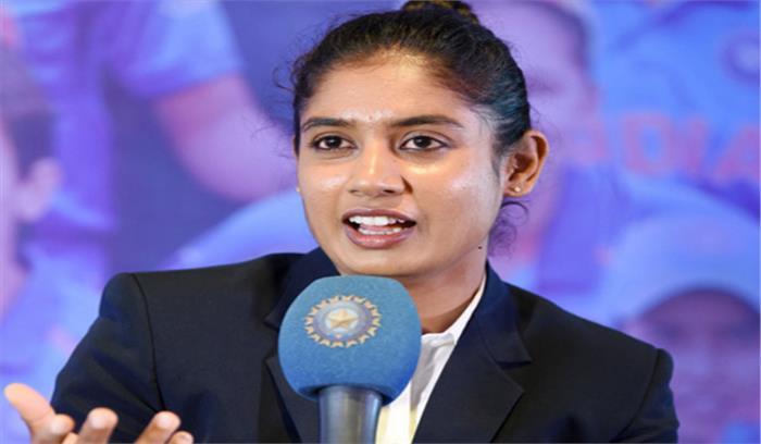 दक्षिण अफ्रीका सीरीज से पहले अभ्यास मैच खेलना चाहती हैं मिताली राज