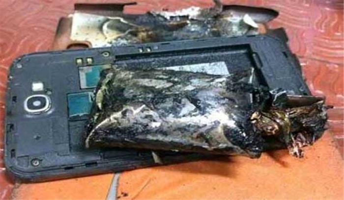 मप्र : मोबाइल फोन में विस्फोट