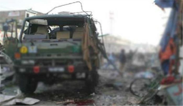 पाकिस्तान :बलूचिस्तानमें सेना के ट्रक मेंविस्फोट ,15 की मौत