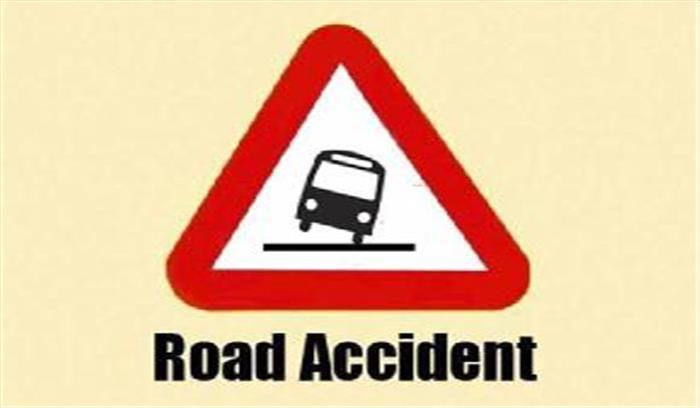 पटना:सड़क दुर्घटना में किशोर की मौत ,सड़क जाम