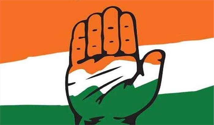 राहुल की दादी के राज में संघियों ने छुपा दिए थे नेकर-टोपी : कांग्रेस