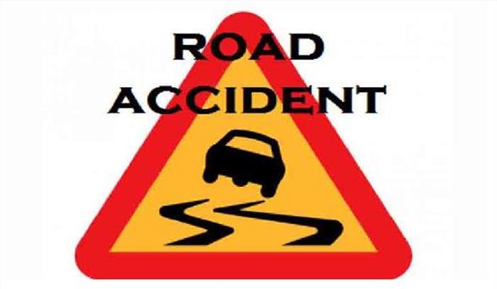 वैशाली:सड़क दुर्घटना मेंयुवक की मौत, 1घायल