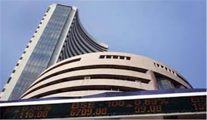 शेयर बाजार के शुरुआती कारोबार में तेजी