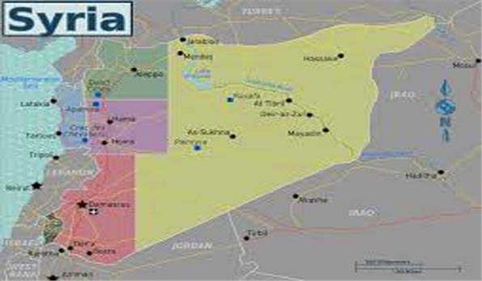 सीरिया:विद्रोहियों और सेना के बीचझड़प