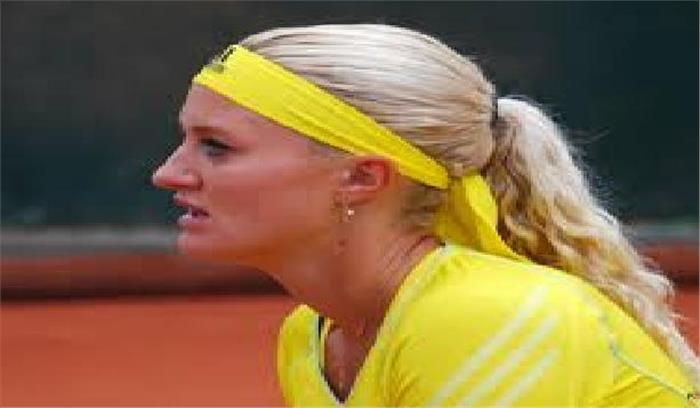 टेनिस : क्रिस्टीनाइंडियन वेल्स के सेमीफाइनल में पहुंचीं