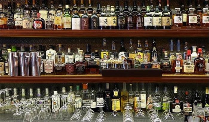त्रिपुरा, मिजोरम में राजमार्गो से शराब की दुकानें हटाने का अभियानशुरू
