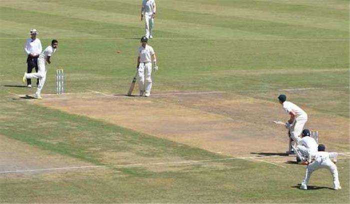 4 विकेट के नुकसान पर 194 रन बनाए