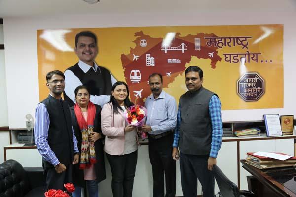 Padmashree Awardee Shital Mahajan